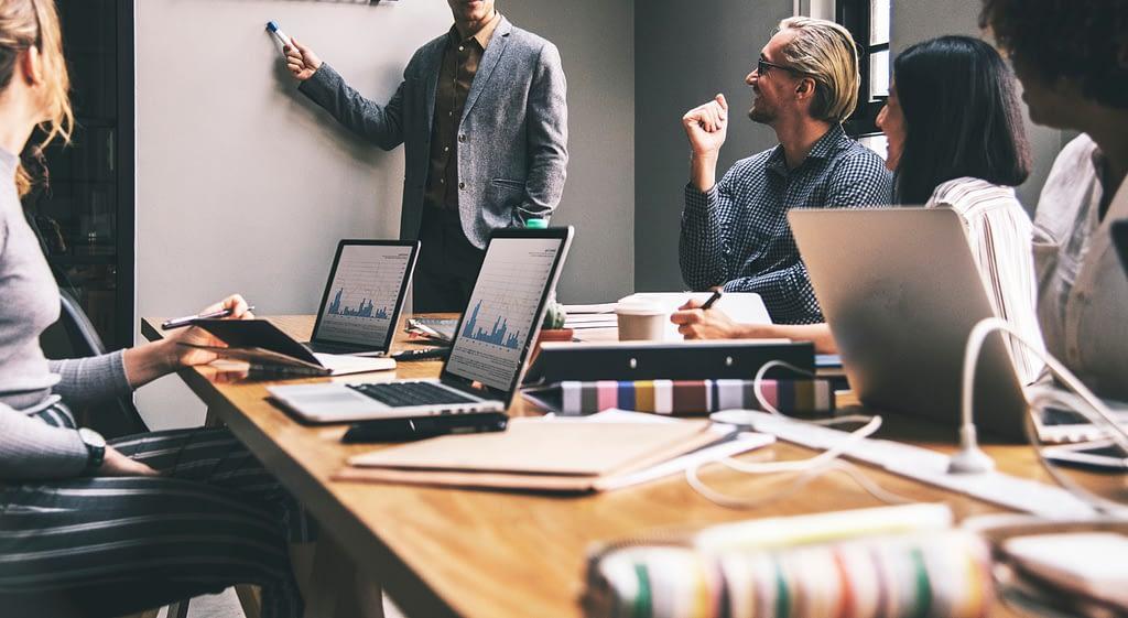 gestão empresarial eficaz